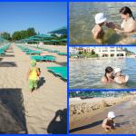 Отдых в Болгарии с маленькими детьми, или Наш отпуск